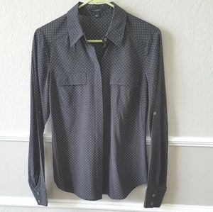 Ann Taylor Dress Shirt - SZ 2
